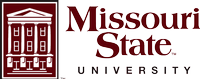 Missouri State University Department of Physics, Astronomy and Materials Science Logo